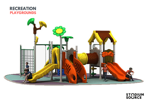 Playgrounds-Modular-Estilo-Casa-Del-Arbol-SSMTH-003-Recreation